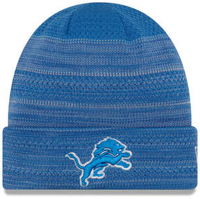New Era Detroit Lions Touchdown Cuff Knit Hat