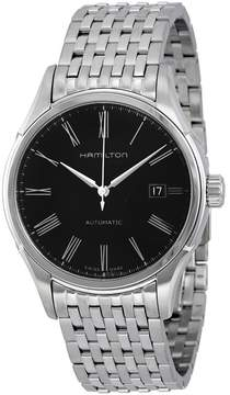 Hamilton Hamillton Valiant Black Dial Stainless Steel Men's Watch