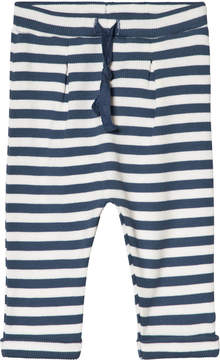 Mini A Ture Noa Noa Miniature Vintage Indigo and White Stripe Long Trousers