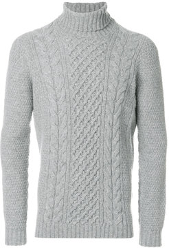 Drumohr turtle neck sweater