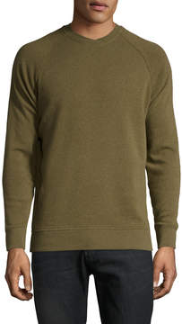 Life After Denim Men's Asotria Cotton Crewneck Sweatshirt