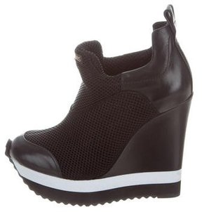 Ruthie Davis Kick Slip-On Wedges w/ Tags