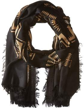 Pendleton Oversize Featherweight Wool Scarf Scarves