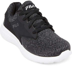 Fila Layers 2.5 Knit Boys Sneakers - Big Kids