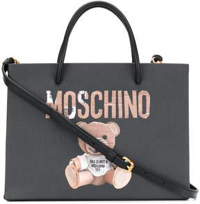 Moschino Teddy Bear square shoulder bag