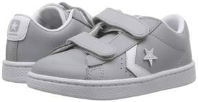 Converse PL 76 Foundational Leather 2V Ox Boy's Shoes