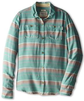 Burton Grave L/S Woven Top (Little Kids/Big Kids)