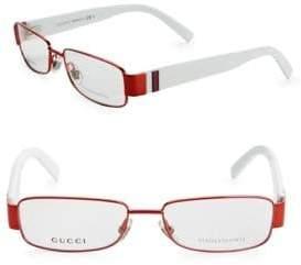 Gucci 51MM Optical Glasses