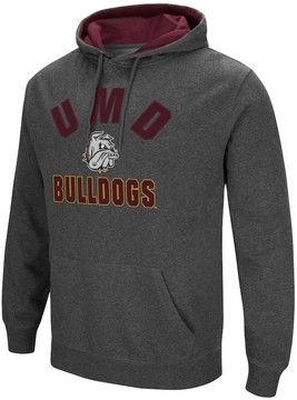 Colosseum Men's Campus Heritage Minnesota - Duluth Bulldogs Pullover Hoodie
