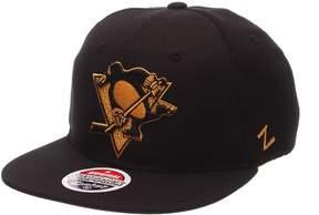 Zephyr Adult Pittsburgh Penguins Twilight Snapback Cap