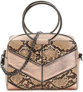 Urban Expressions Embossed Crossbody Bag - Women's