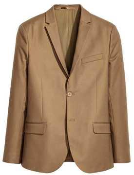 H&M Cotton Blazer Slim fit