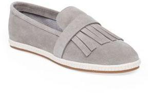 ED Ellen Degeneres Monroe Leather Fringe Loafers