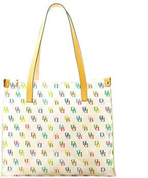 Dooney & Bourke It Medium Shopper - CLEAR - STYLE