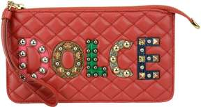 Dolce & Gabbana Pouch - RED - STYLE