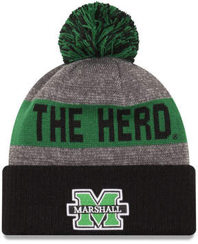 New Era Marshall Thundering Herd Sport Knit Hat