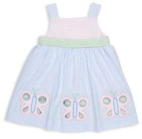 Florence Eiseman Toddler's & Little Girl's Seersucker Dress