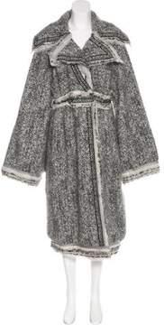 Chanel Fantasy Fur Cardigan Coat