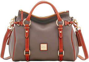 Dooney & Bourke Pebble Grain Small Satchel