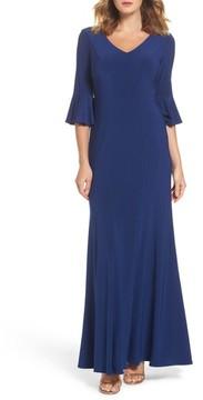 Alex Evenings Women's Fit & Flare Gown