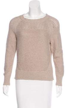 White + Warren Cable Knit Bateau Neck Sweater w/ Tags