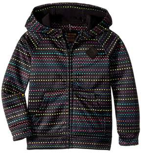 Burton Mini Bonded Full Zip Hoodie Kid's Sweatshirt