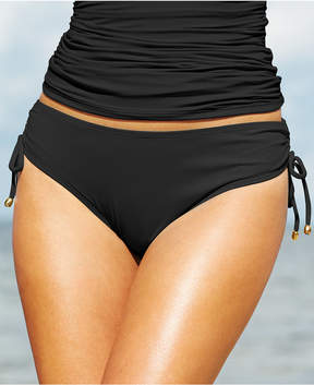 Anne Cole Side-Tie Swim Brief Bottoms Women's Swimsuit
