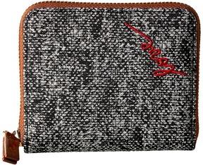 ED Ellen Degeneres Brea Clamshell Wallet Wallet Handbags