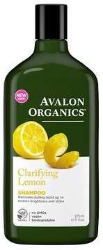 Avalon Organics® Clarifying Lemon Shampoo - 11 oz