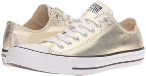 Converse Chuck Taylor All Star Metallic Canvas Ox Athletic Shoes
