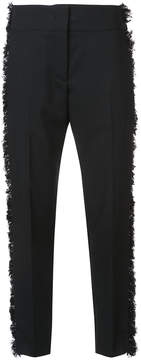 Derek Lam Tapered Pant With Fringe
