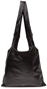 Jil Sander Knot Medium Leather Tote