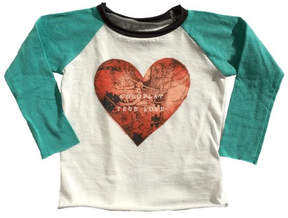 Rowdy Sprout Coldplay Raglan Tee