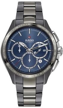 Rado Men's Hyperchrome Match Point Automatic Chronograph Watch, 45Mm