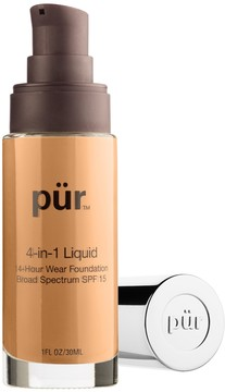 PUR Cosmetics 4-in-1 Liquid Foundation SPF 15 - Medium Dark