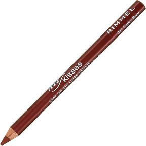 Rimmel London Lasting Finish 1000 Kisses Stay On Lip Liner Pencil - Coffee Bean 041