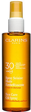 Clarins Sunscreen Care Oil Spray