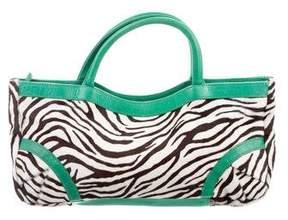 Lauren Merkin Ponyhair Handle Bag