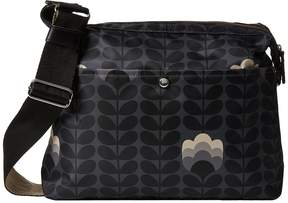 Orla Kiely Buttercup Stem Printed Large Crossbody Cross Body Handbags