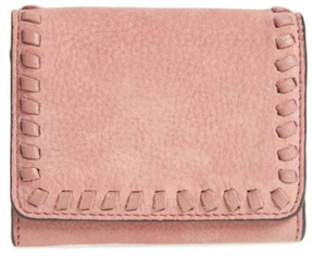 Rebecca Minkoff Mini Vanity Wallet - PINK - STYLE