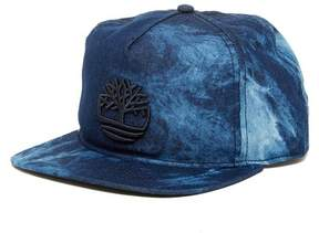 Timberland Denim Snap-Back Baseball Cap
