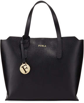 Furla Sally Small Saffiano Leather Tote Bag