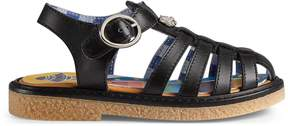 Gucci Toddler leather sandal