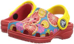 Crocs Classic Fruit Clog (Toddler/Little Kid)
