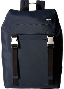 Jack Spade Tech Travel Army Backpack Backpack Bags