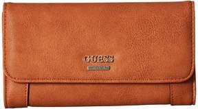 GUESS Huntley SLG Slim Clutch Clutch Handbags