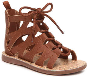 Osh Kosh Girls Priya Toddler Gladiator Sandal