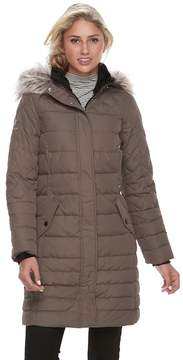 Free Country Women's Hooded Down Puffer Jacket