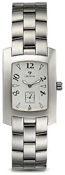 Croton Women's Wristwatch Stainless Steel - Silver