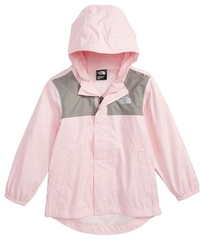 The North Face Toddler Girl's Tailout Hooded Rain Jacket